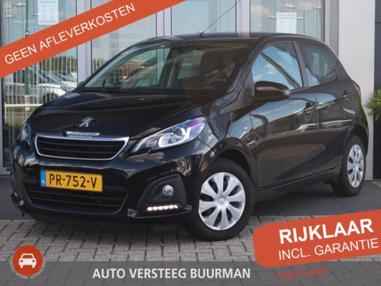 Peugeot 108 1.0 e-VTi Active Airco, Radio/Bluethooth