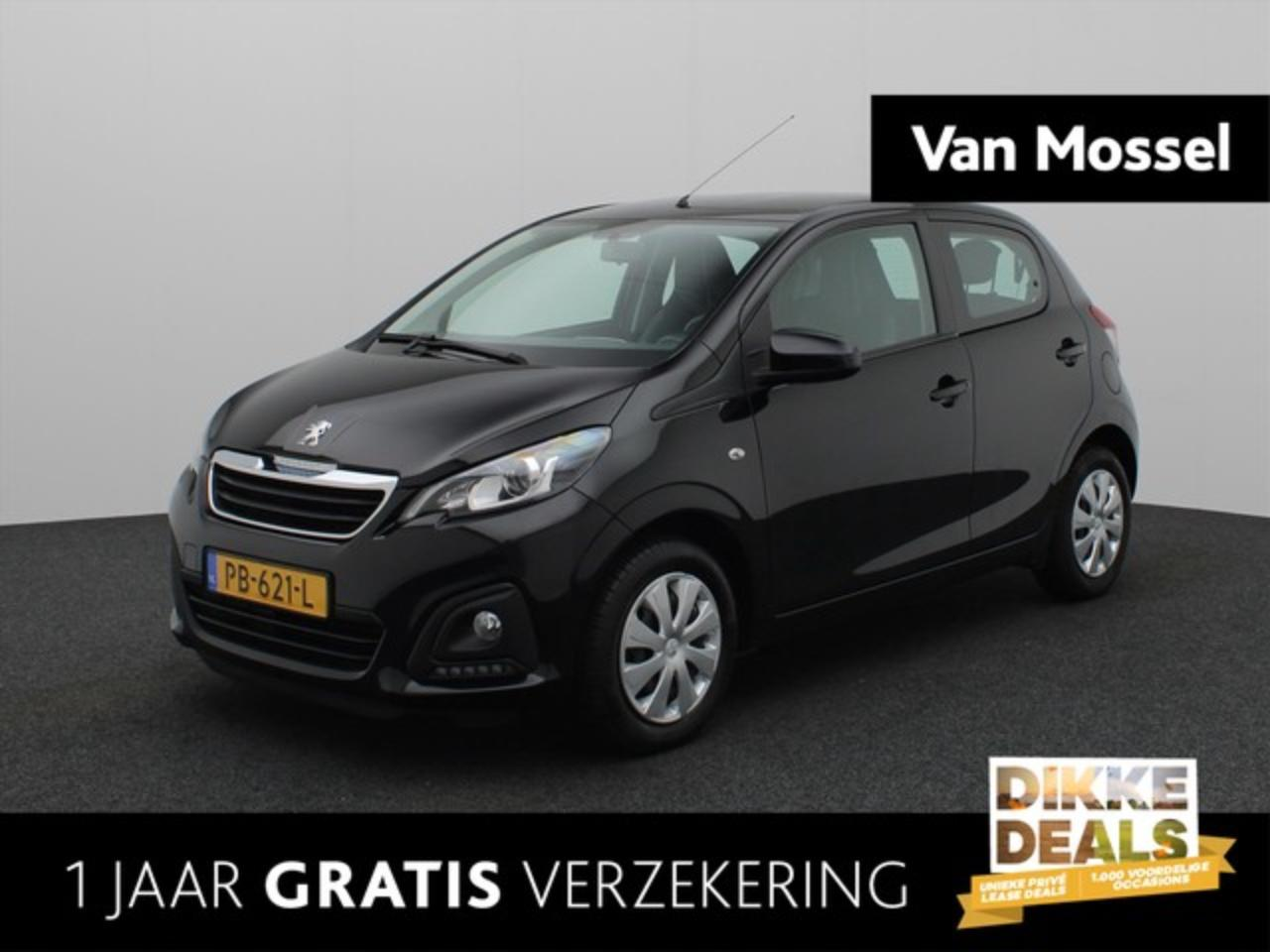 Peugeot 108 5D Active - AIRCO - BLUETOOTH - ZUINIG