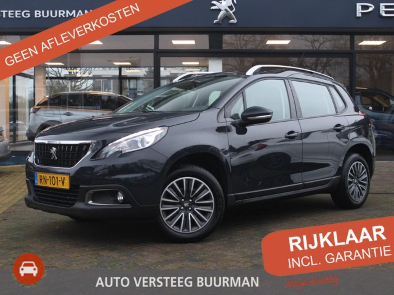 Peugeot 2008 SUV 1.2 PureTech Active airco, cruise control