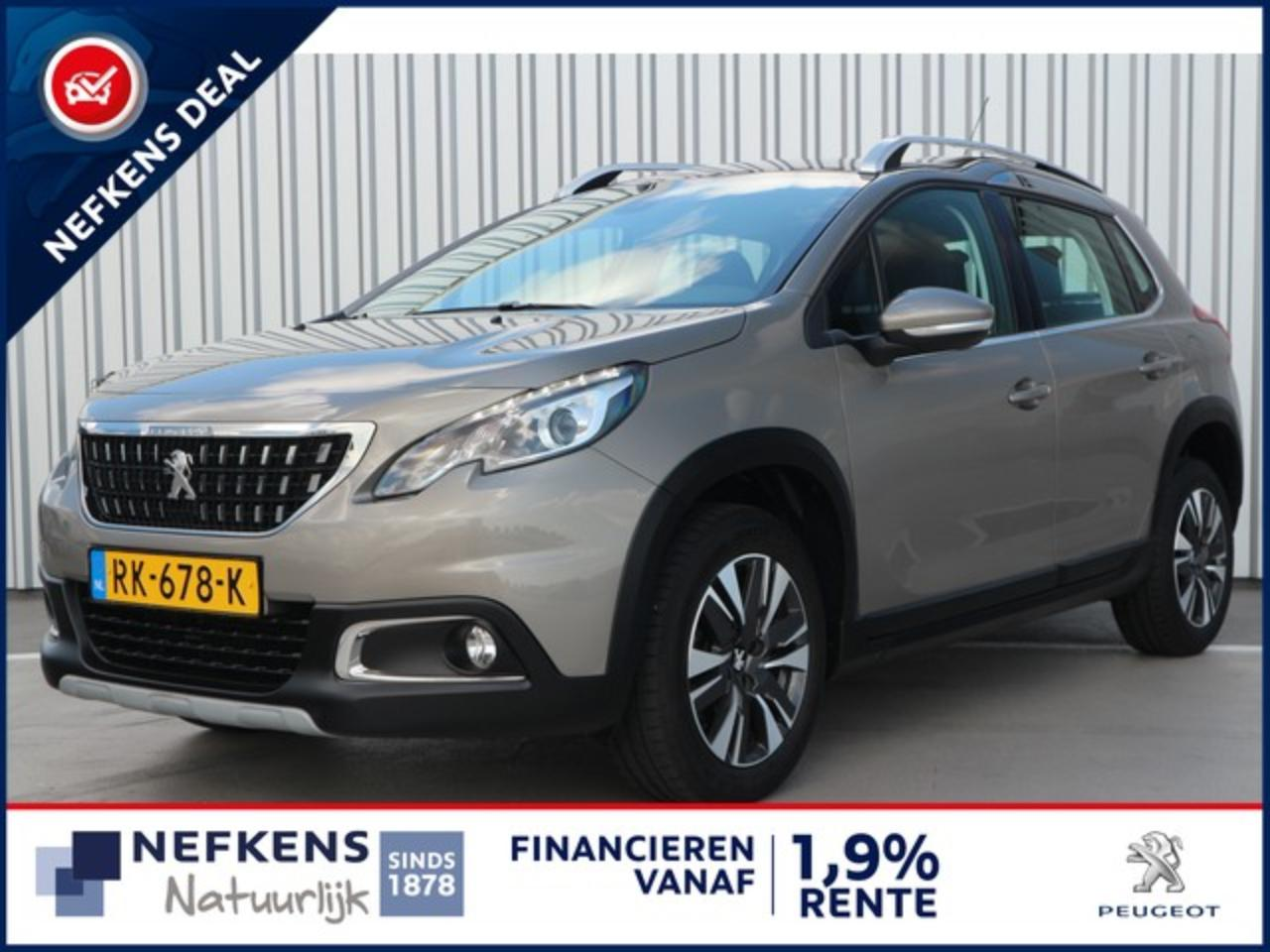 Peugeot 2008 1.2 110 PK ALLURE | APPLE CAR PLAY | CRUISE CONTRO