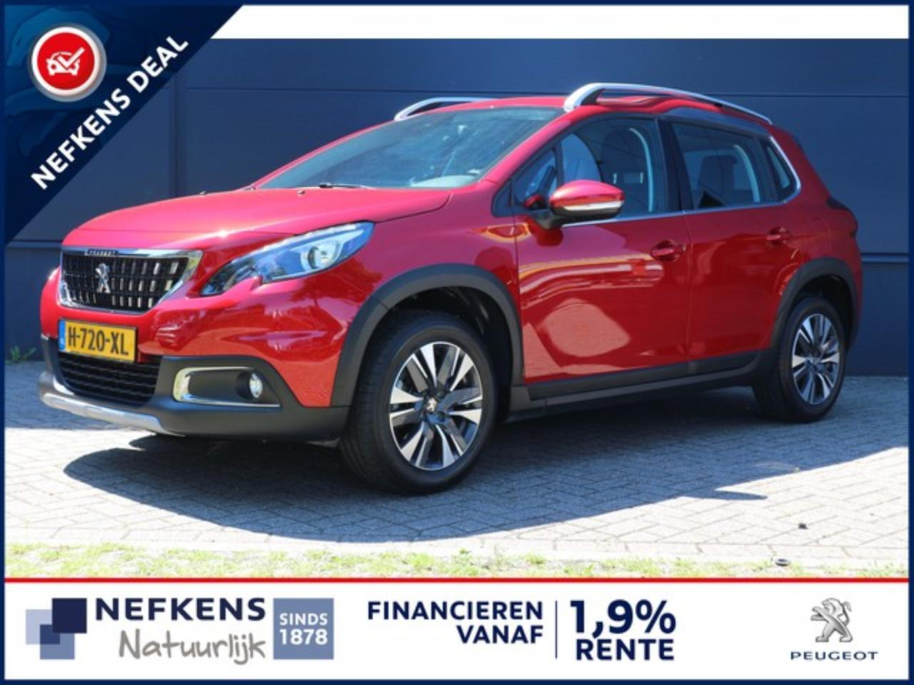 Peugeot 2008 SUV 1.2 110PK ALLURE AUTOMAAT CLIMATE CONTROL | ST