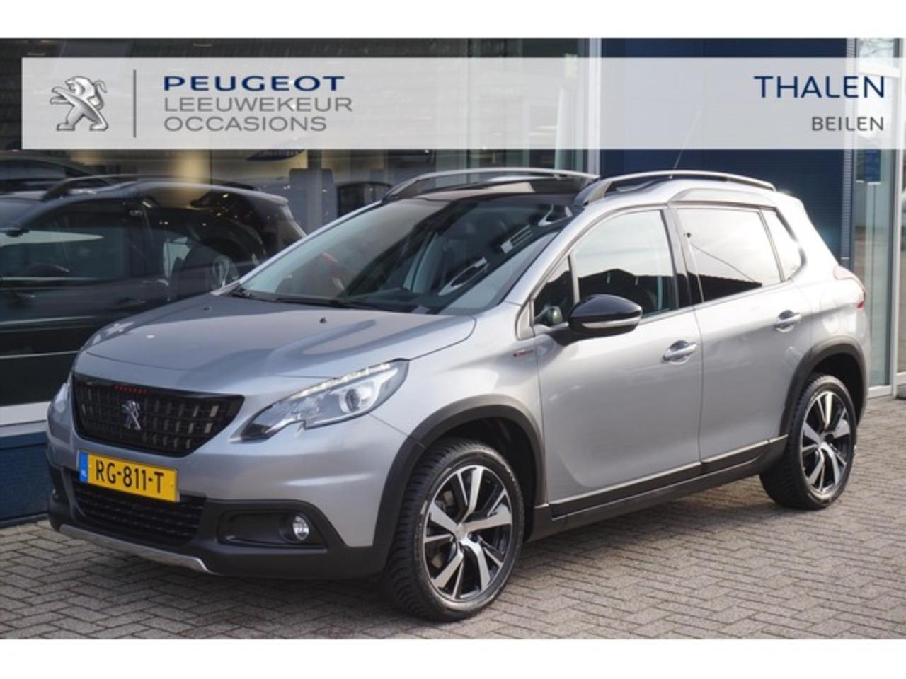 Peugeot 2008 GT LINE / LEER / CLIMA / 17 INCH ALL WEATHER BANDE