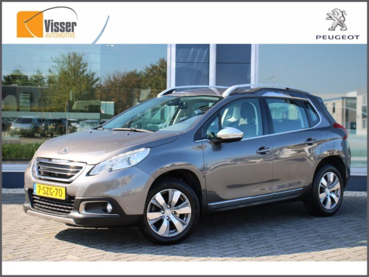 Peugeot 2008 1.6 VTi Allure Automaat | LAGE KM STAND | Climate