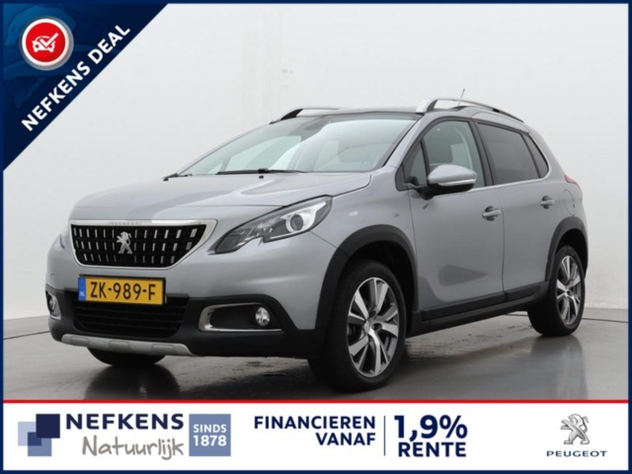 Peugeot 2008 1.2 PureTech 130pk Blue Lease Allure | Camera | 17