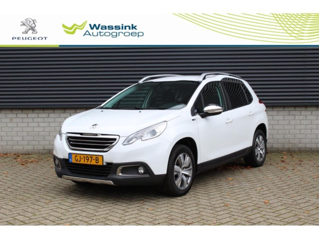 Peugeot 2008 STYLE AUTOMAAT CLIMATE NAVI HOGE INSTAP