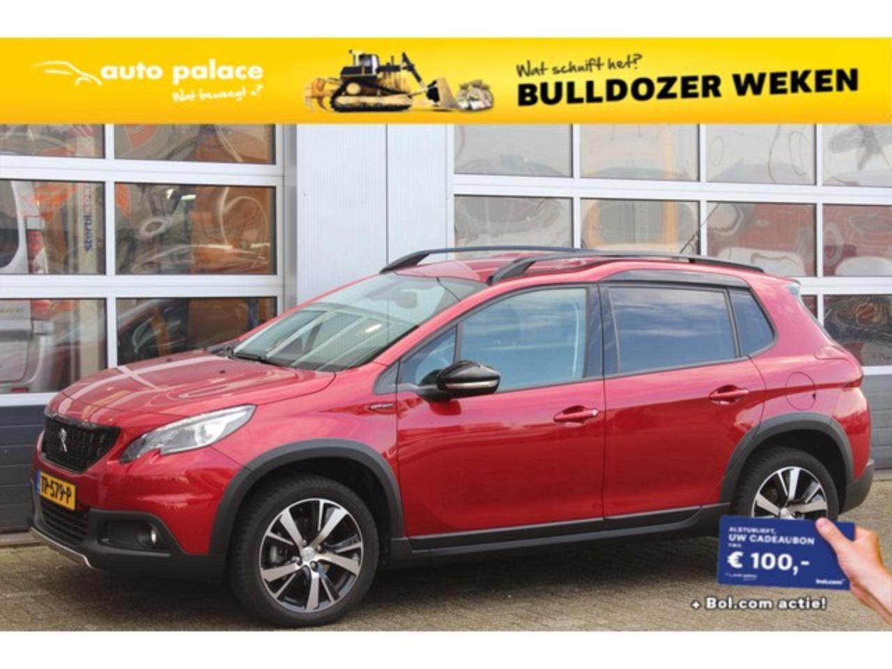 Peugeot 2008 1.2 PureTech 130PK GT-LINE|LAGE KM STAND!|CAMERA|N