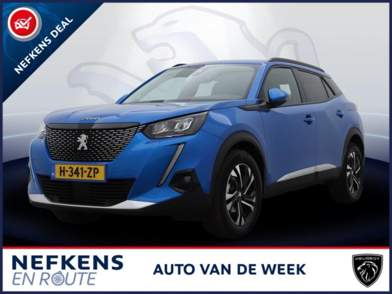 Peugeot 2008 1.2 100pk Blue Lease Allure | DEMO | Navigatie | P