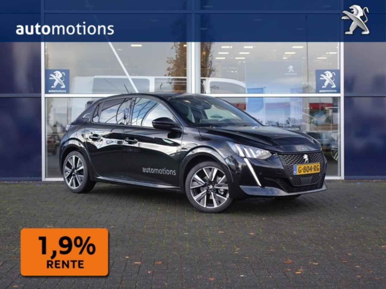 Peugeot 208 New 1.2 130pk l AUTOMAAT l GT-LINE l FULL OPTIONS