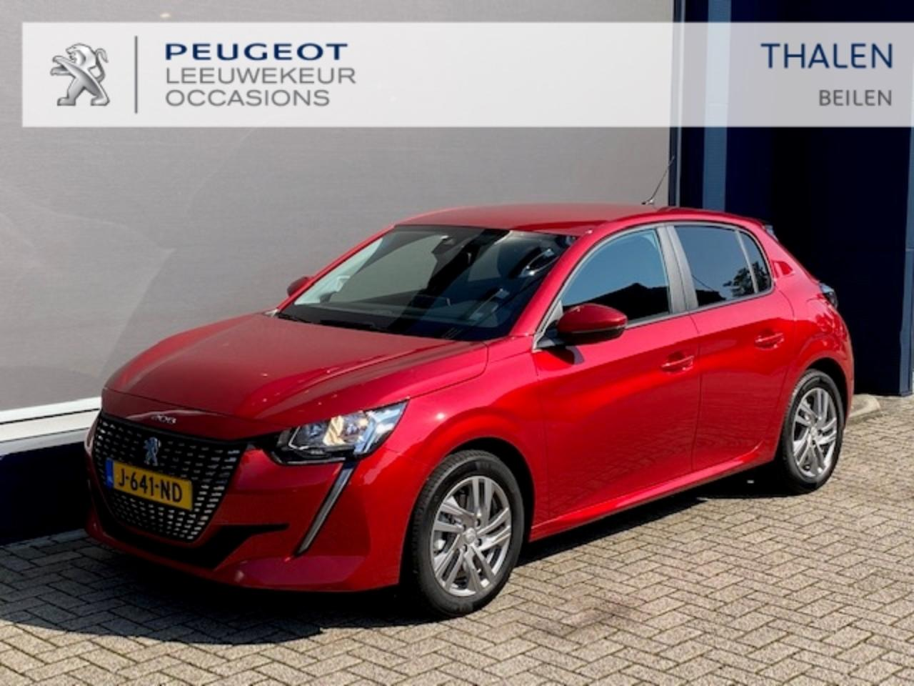 Peugeot 208 DEMO 100 PK TURBO CAMERA/PDC/EXTRA GETINT GLAS/LM