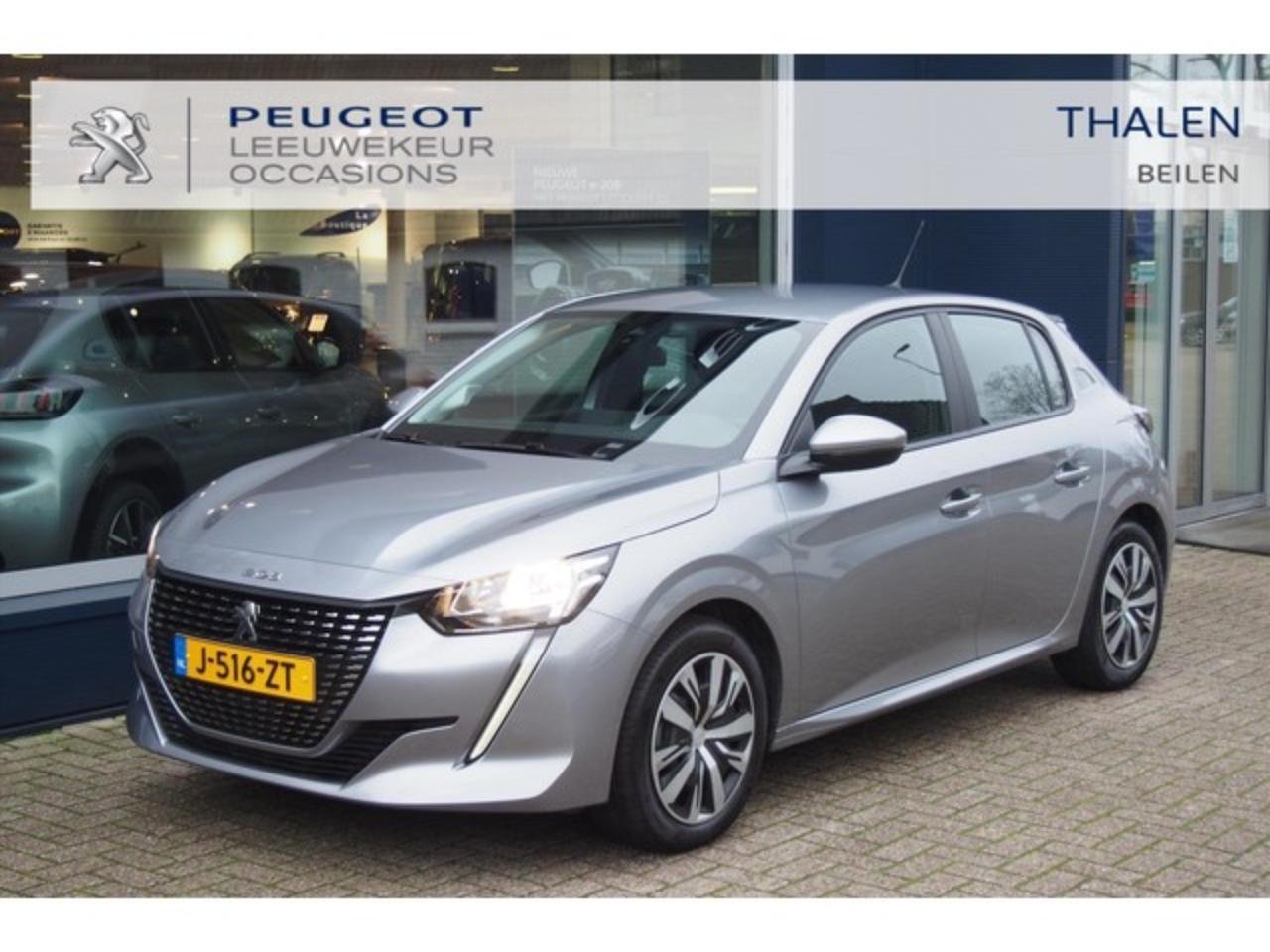 Peugeot 208 ACTIVE MET € 3.500 DEMO KORTING AIRCO/CRUISE/TOUCH