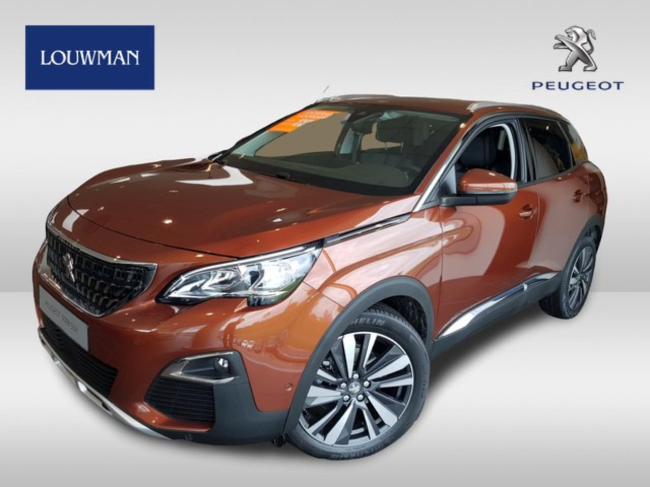 Peugeot 3008 1.5 BlueHDi Blue Lease Premium | Adapt. Cruise con