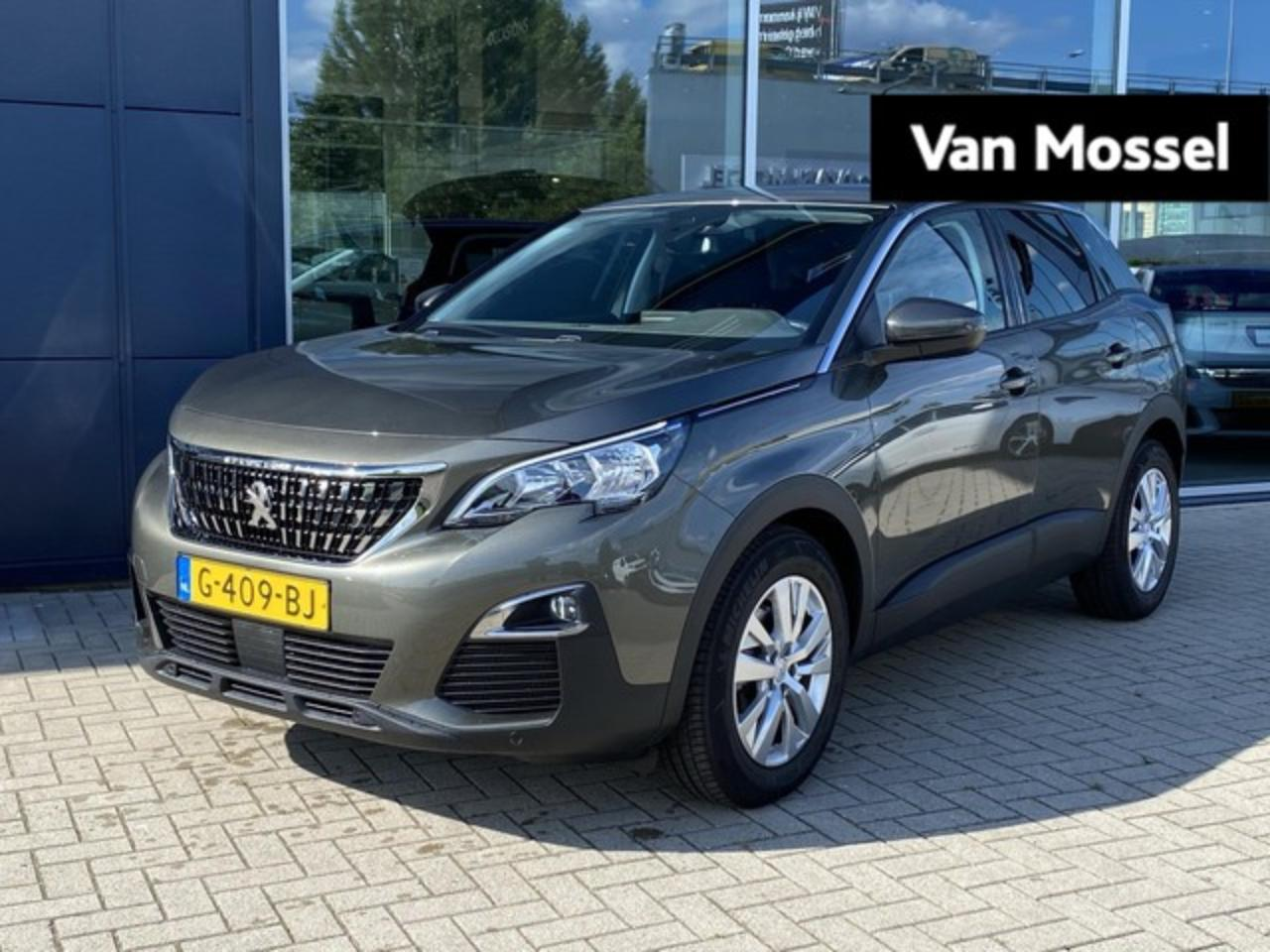 Peugeot 3008 1.6 BlueHdi 120pk Blue Lease Executive