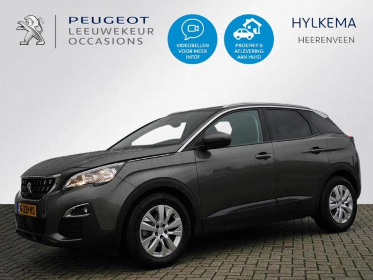 Peugeot 3008 Executive 1.5 BlueHDi 130pk | Navi | Clima | Demo