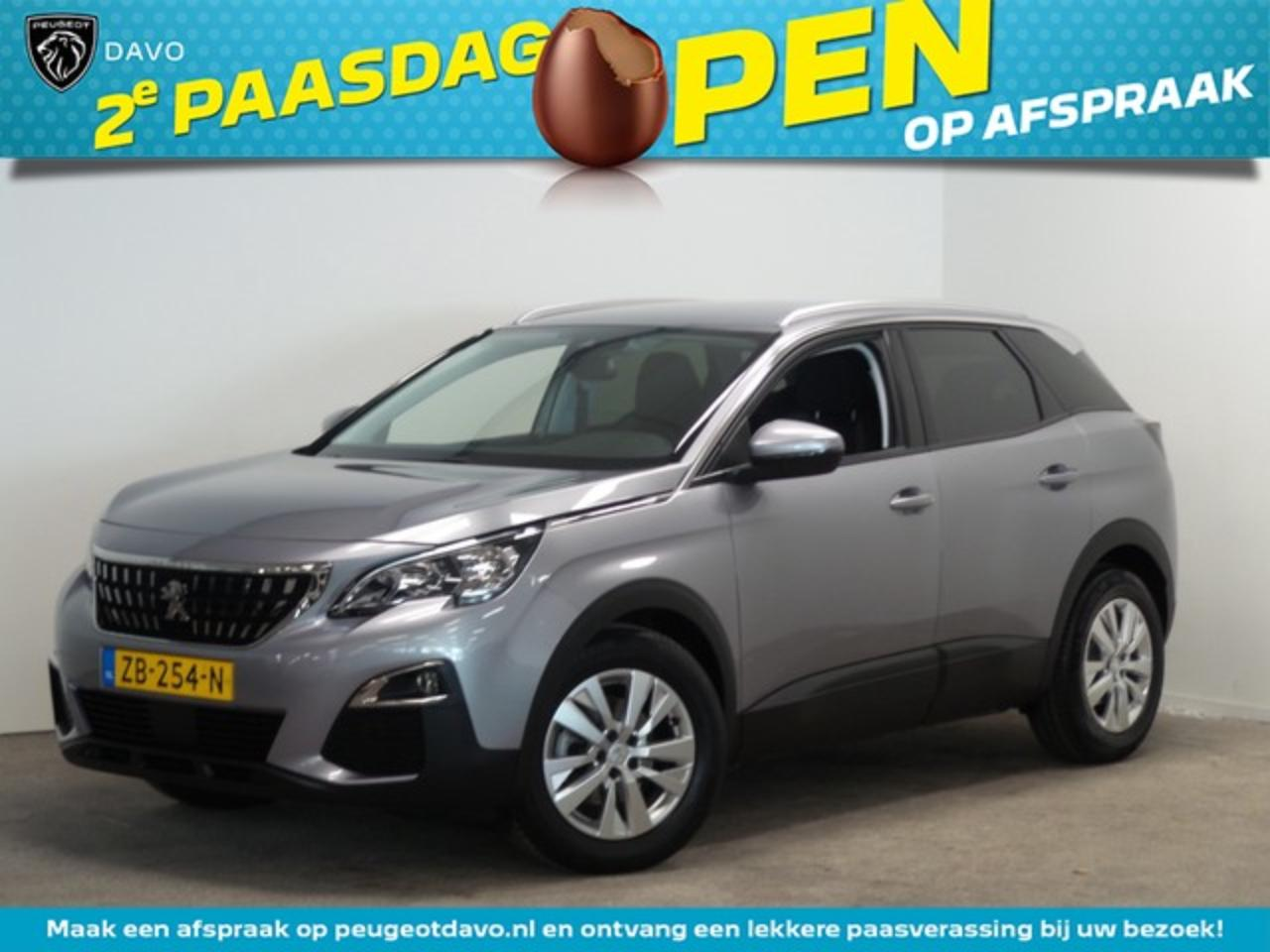 Peugeot 3008 1.2 PureTech Blue Lease Executive Navigatie - park
