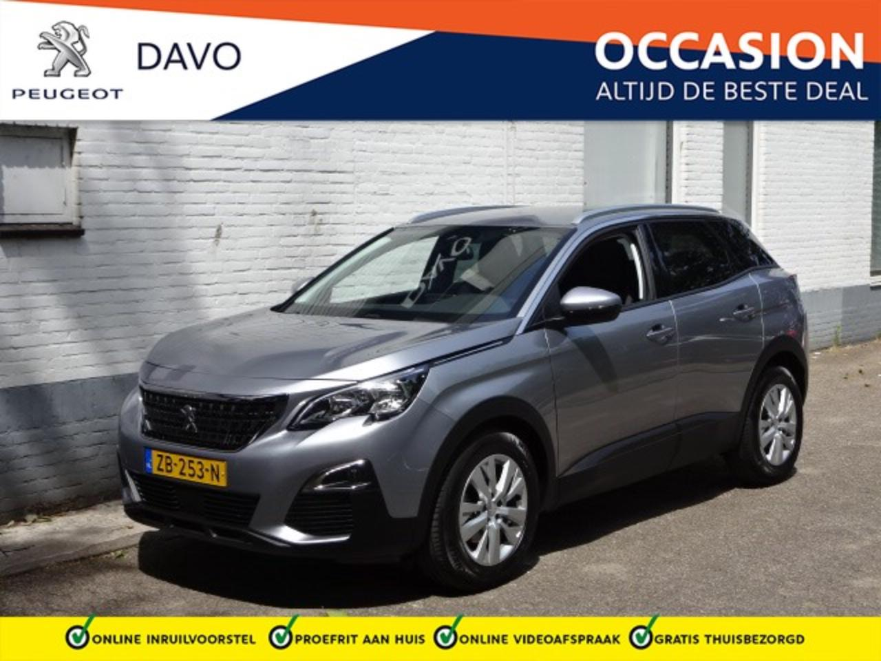 Peugeot 3008 1.2 PureTech Blue Lease Executive Navigatie, Licht