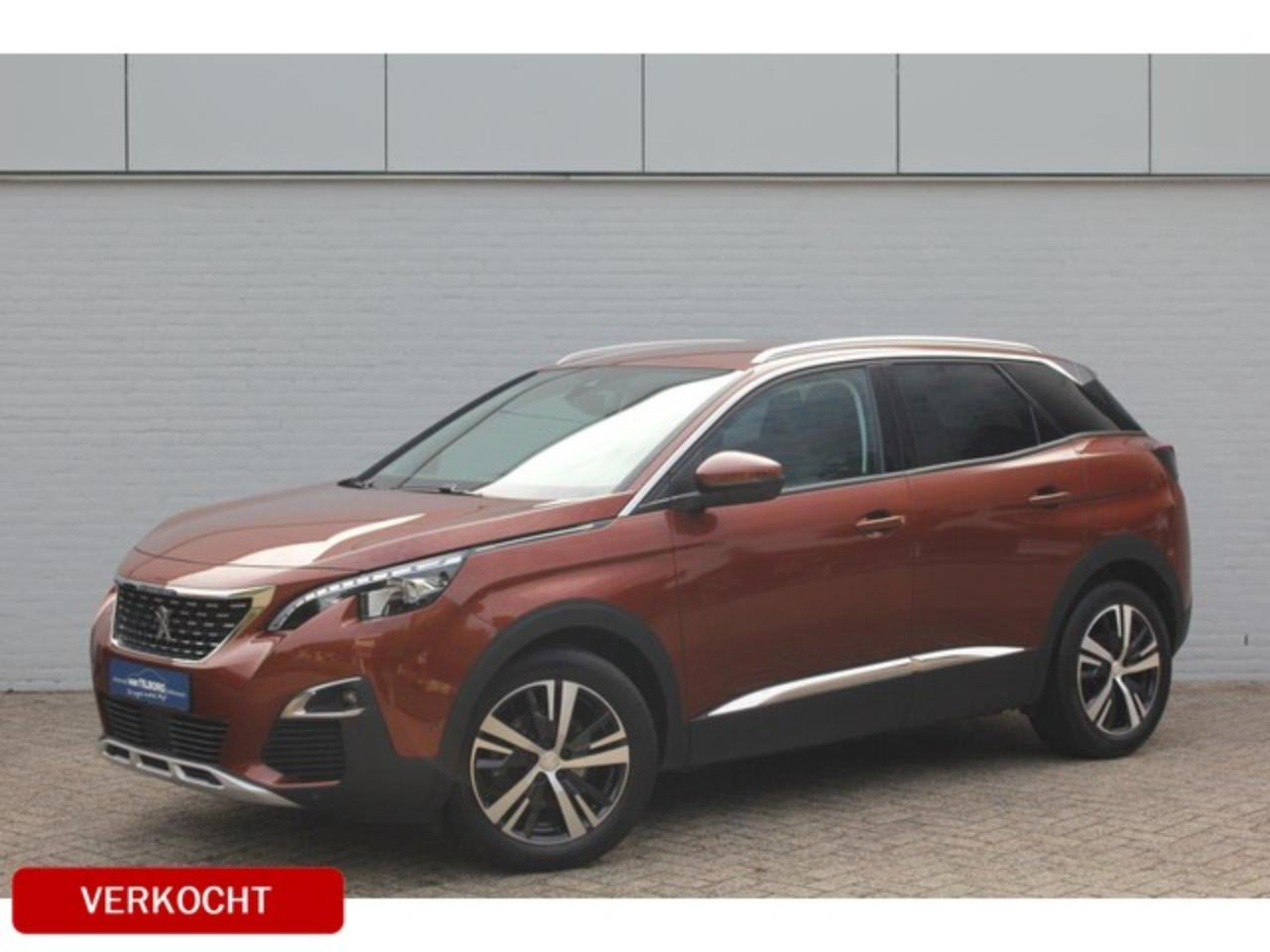 Peugeot 3008 Allure 130 Navi | Full LED | A. Camera | Dodehoek
