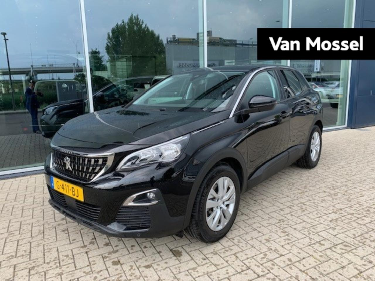 Peugeot 3008 SUV BLUE LEASE Executive 1.6 BlueHDI 120pk