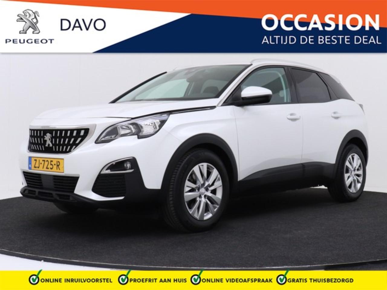 Peugeot 3008 1.2 PureTech Blue Lease Executive NAVIGATIE | COMP