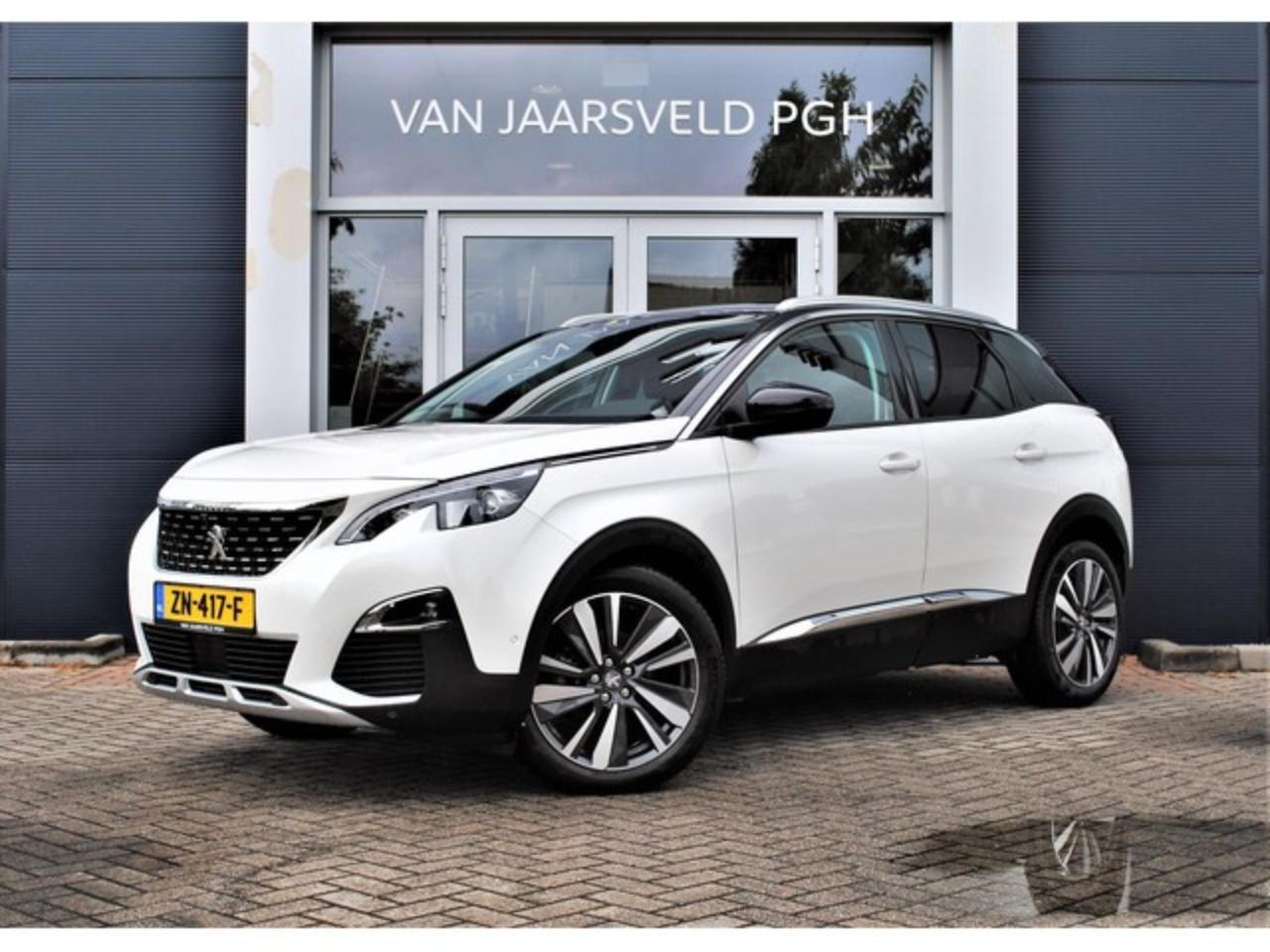 Peugeot 3008 Allure 1.6 PT 180pk EAT-8 / LED / Nav / Camera