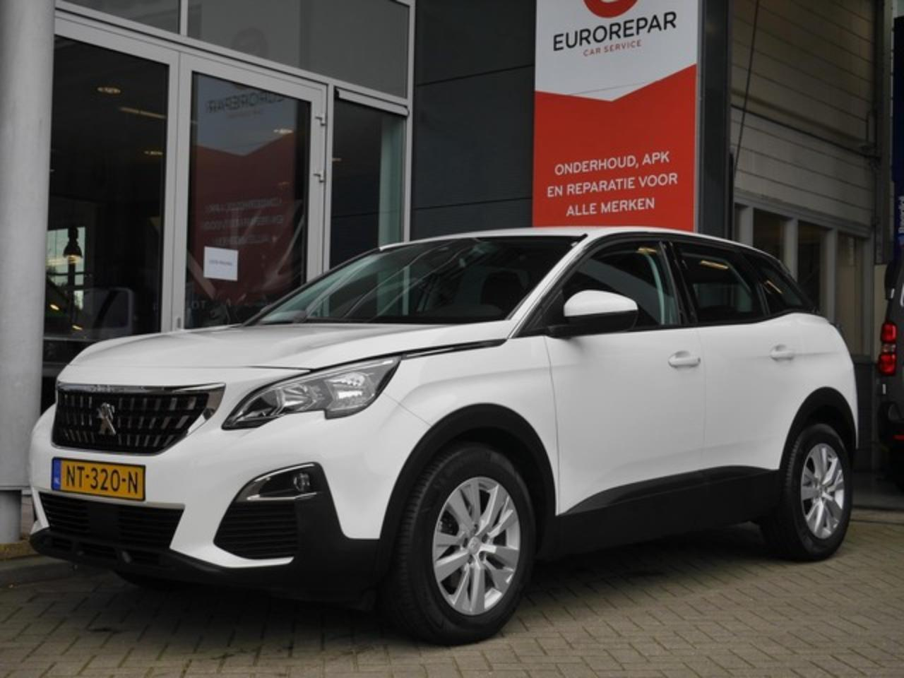 Peugeot 3008 ACTIVE 1.2 130PK AUTOMAAT EAT6 | DAB+ | DEALER OH