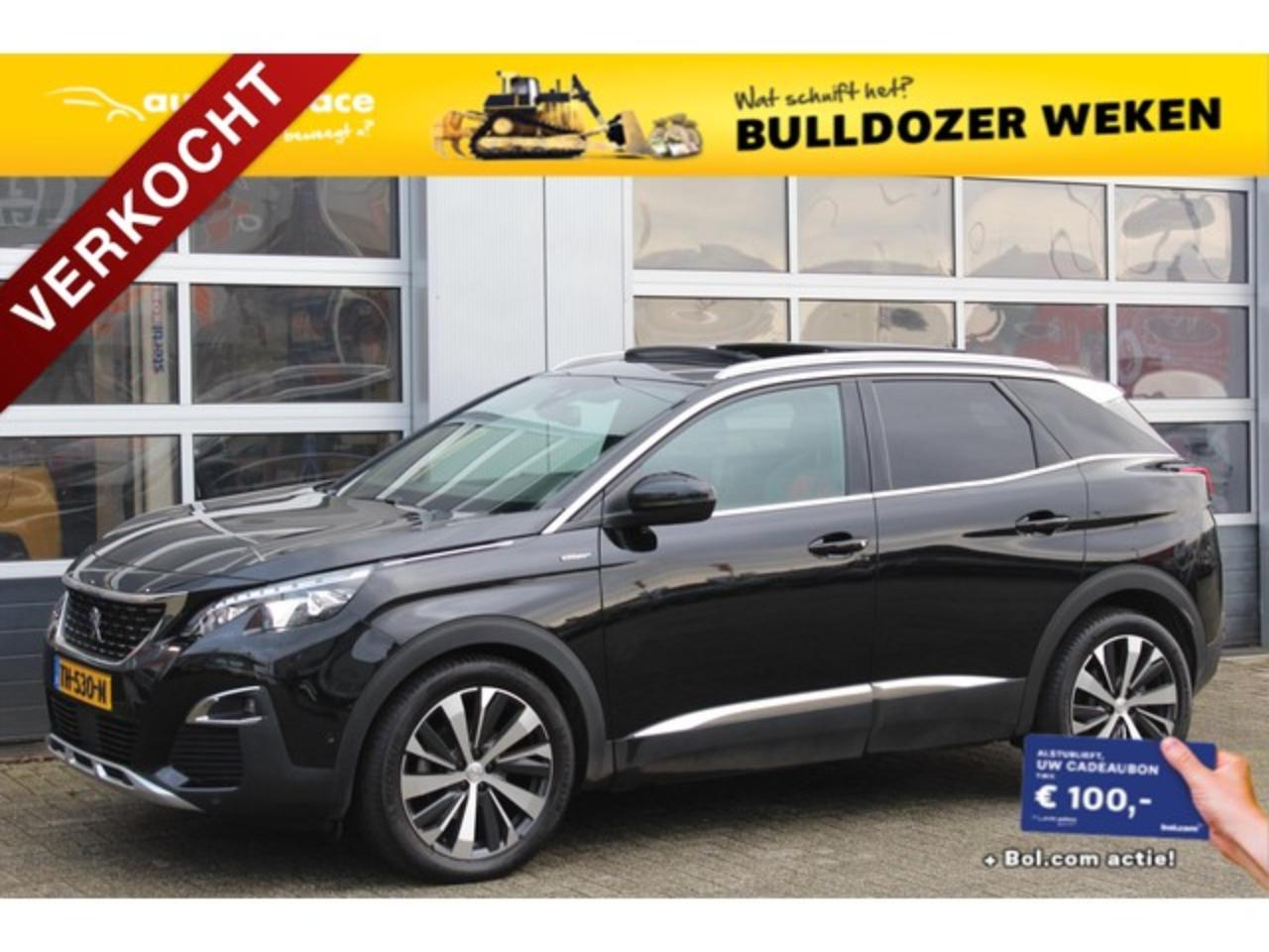 Peugeot 3008 1.6 e-THP 165PK AUTOMAAT GT-LINE|FULL OPTION|ROOD/