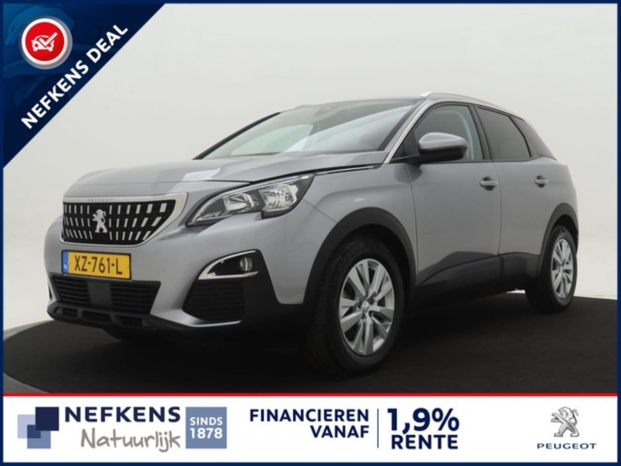 Peugeot 3008 1.5 131pk BlueHDi Blue Lease Executive | Navigatie