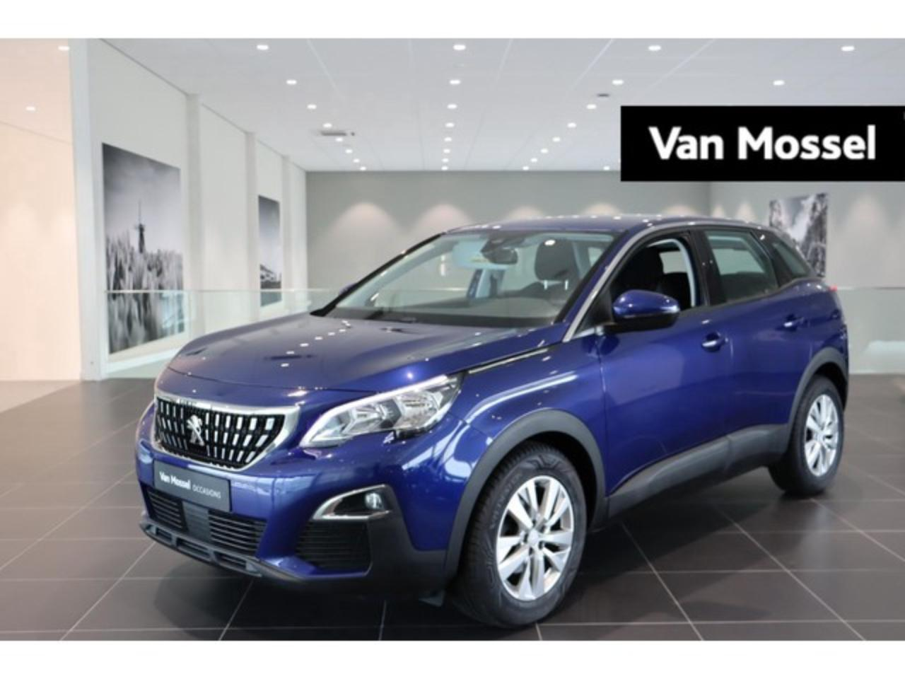 Peugeot 3008 1.6 BlueHDI 120pk Blue Lease Executive Navigatie