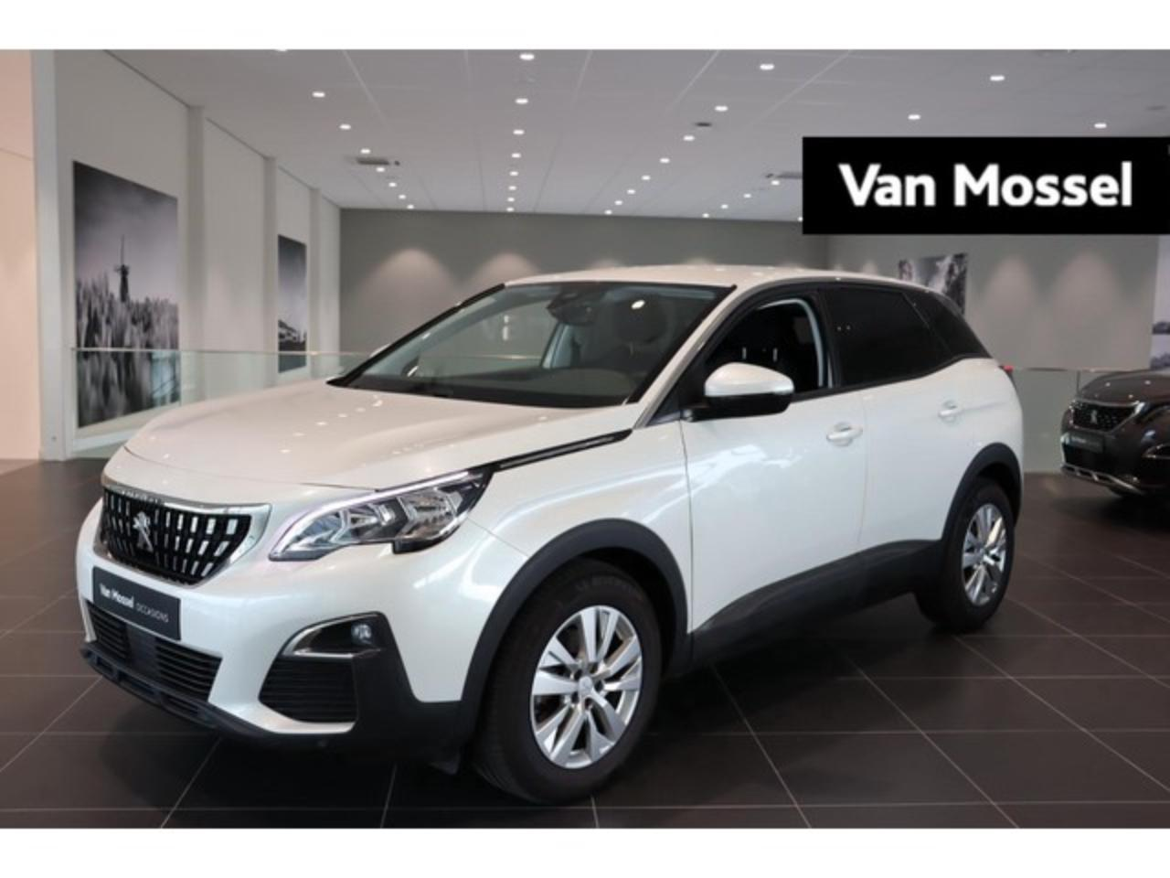 Peugeot 3008 HDI 120pk Blue Lease Executive