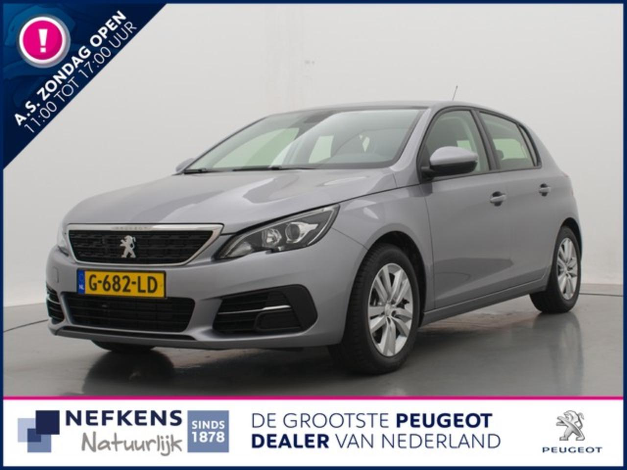 Peugeot 308 1.2 110pk Active | Navigatie by Apple Carplay | Pa