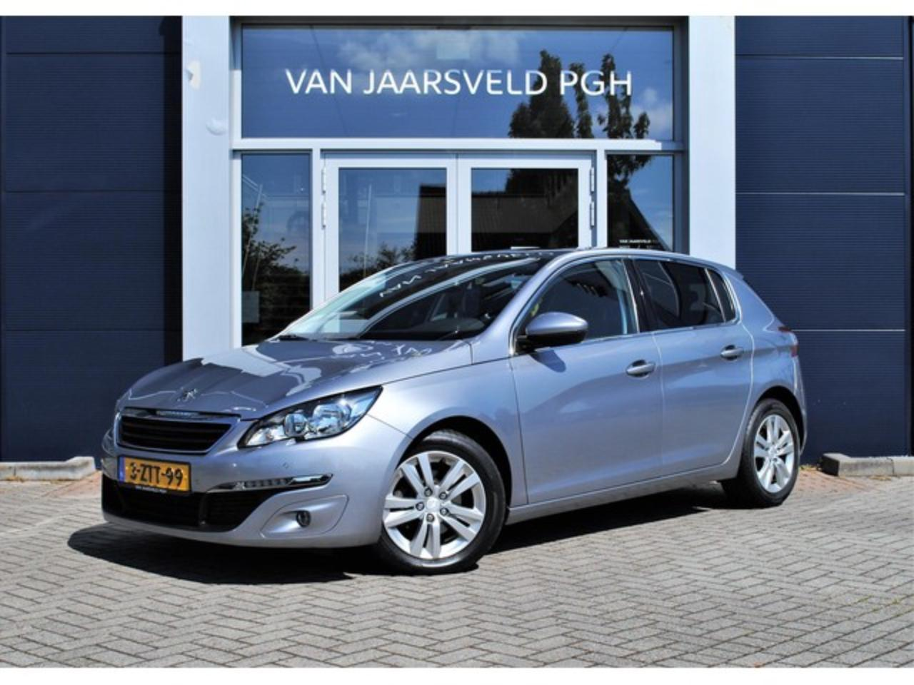 Peugeot 308 Blue Lease Executive 5-drs 1.6 E-HDI 120pk