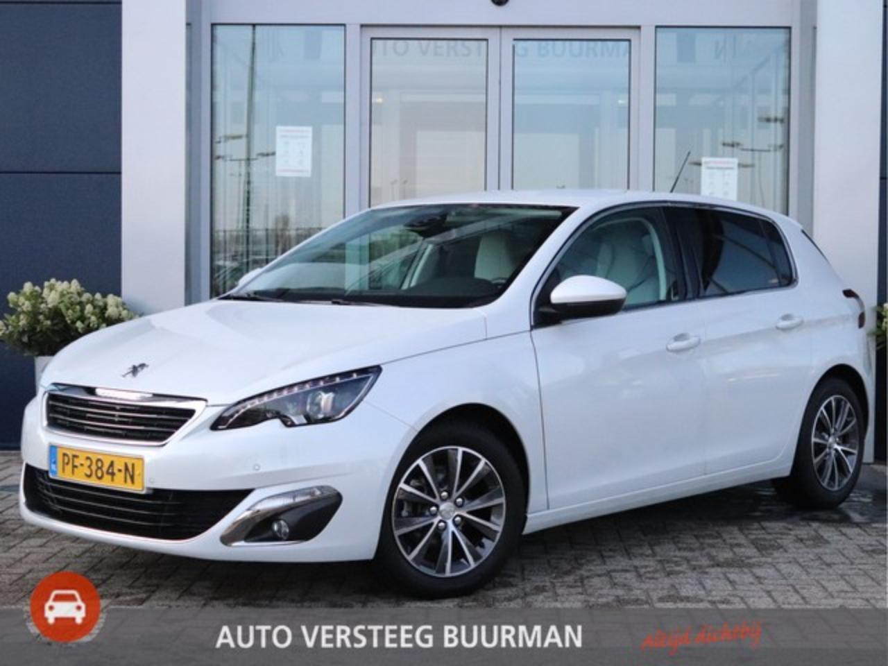 Peugeot 308 Allure 1.2 PureTech 110-PK Trekhaak, Camera, Navig