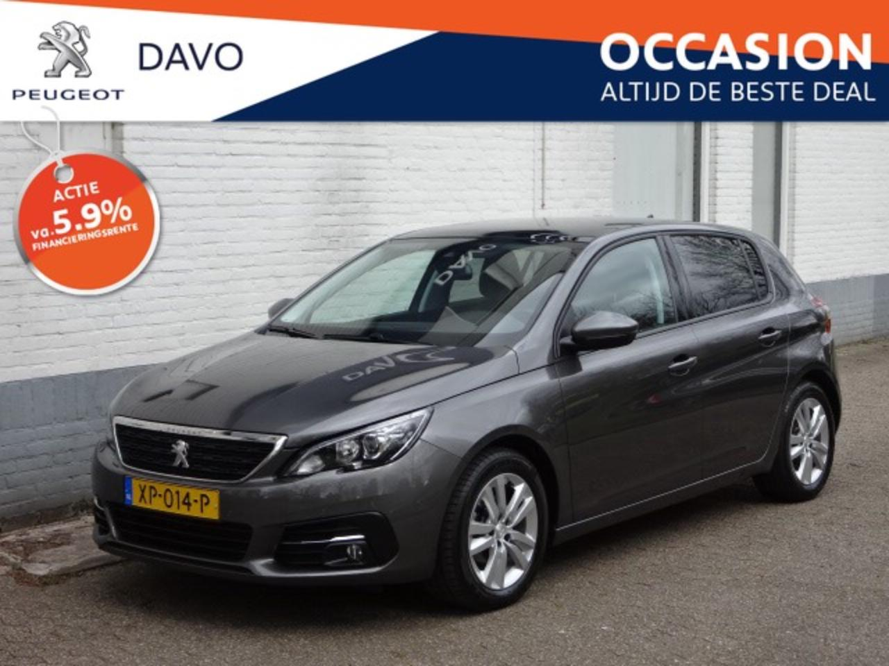 Peugeot 308 1.2 PureTech Blue Lease Executive Navigatie, Panor