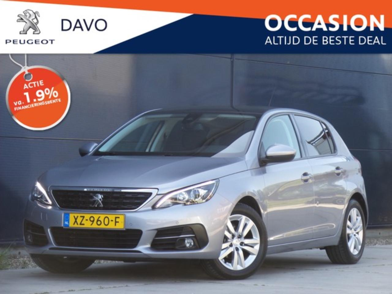 Peugeot 308 1.2 110pk 6-bak Blue Lease Executive met Navigatie