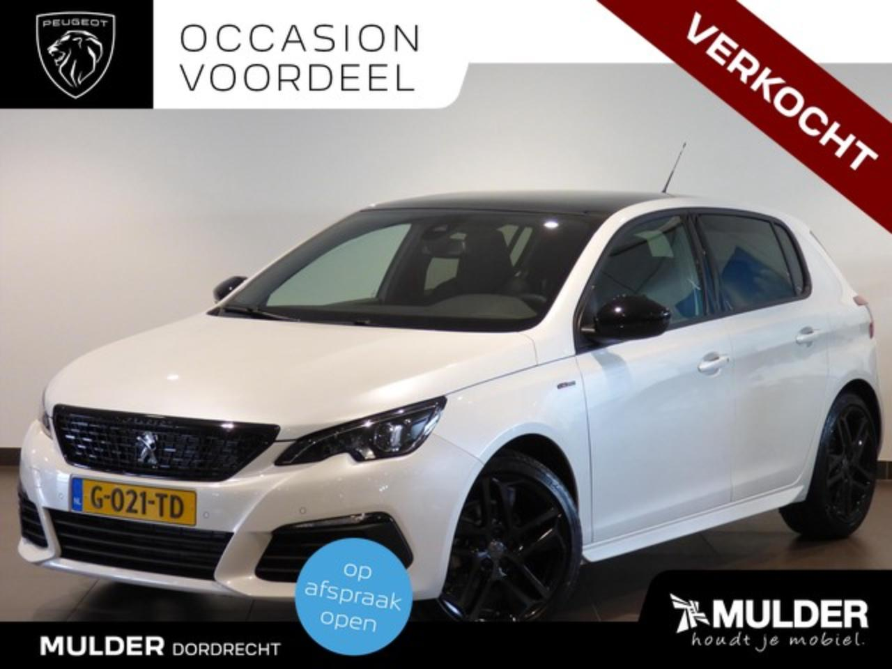 Peugeot 308 GT-line 1.2 PureTech 130pk BLACK EDITION| FULL LED