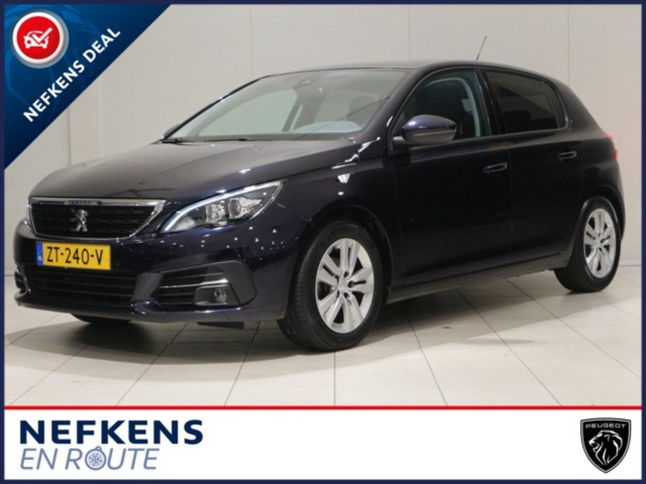 Peugeot 308 1.2 110 pk Blue Lease Executive | Panoramadak | Na