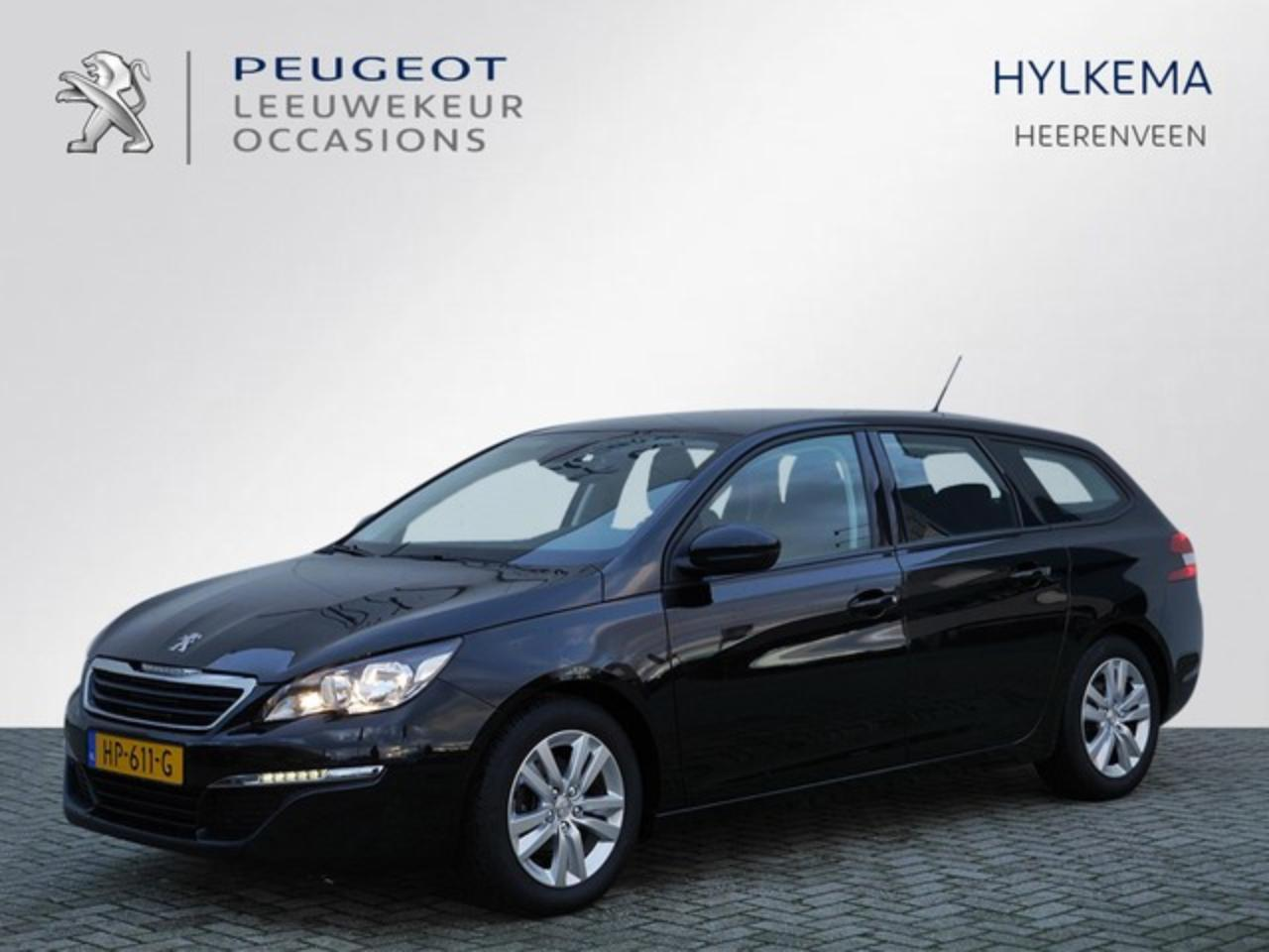 Peugeot 308 1.6 BlueHDi 120pk Blue Lease Pack | Trekhaak | Dea