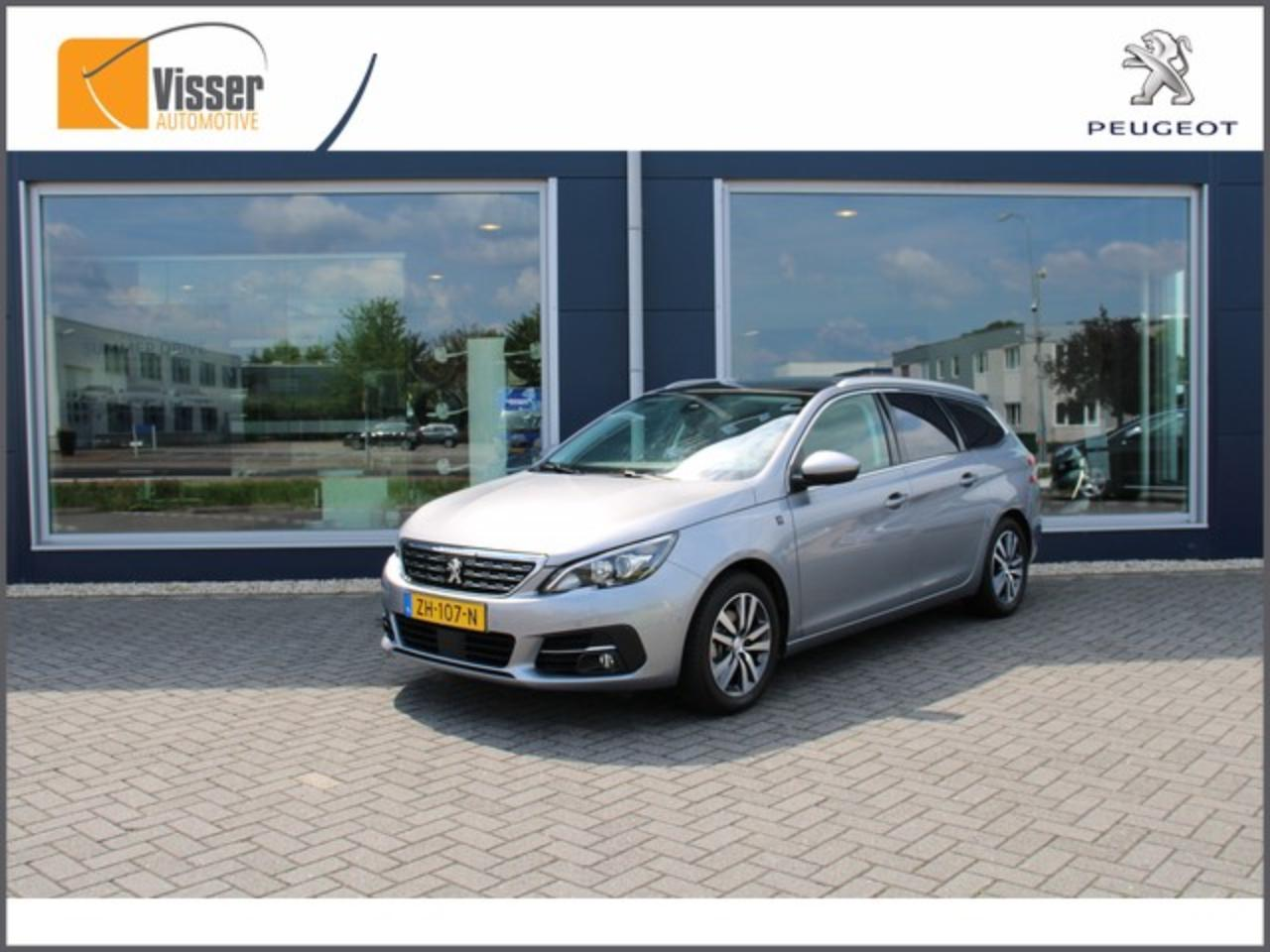 Peugeot 308 SW 1.2 PureTech Tech Edition Navigatie | Lane Assist