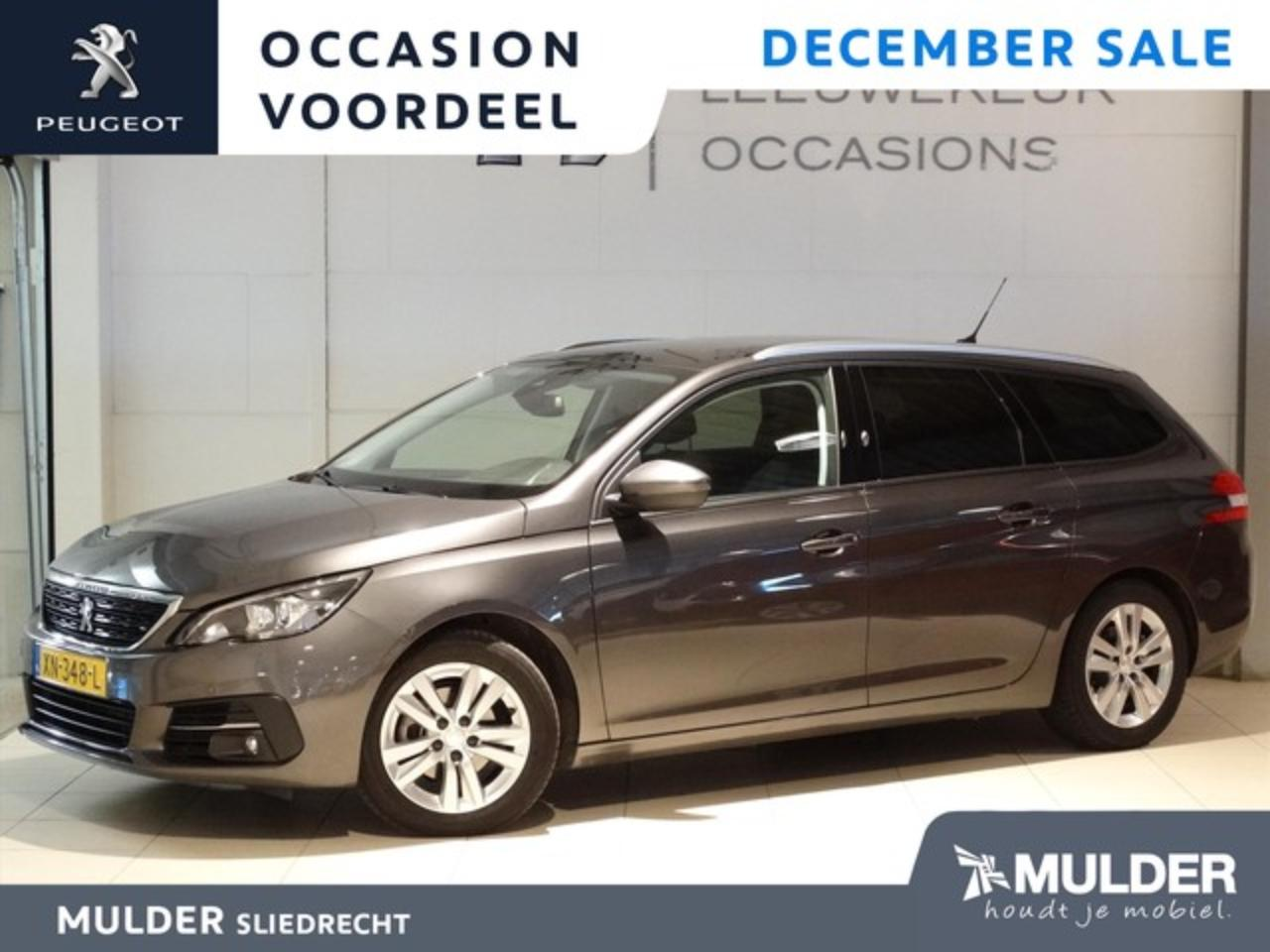 Peugeot 308 SW Blue Lease Executive 1.2 PureT.110pk H6 PANODAK |