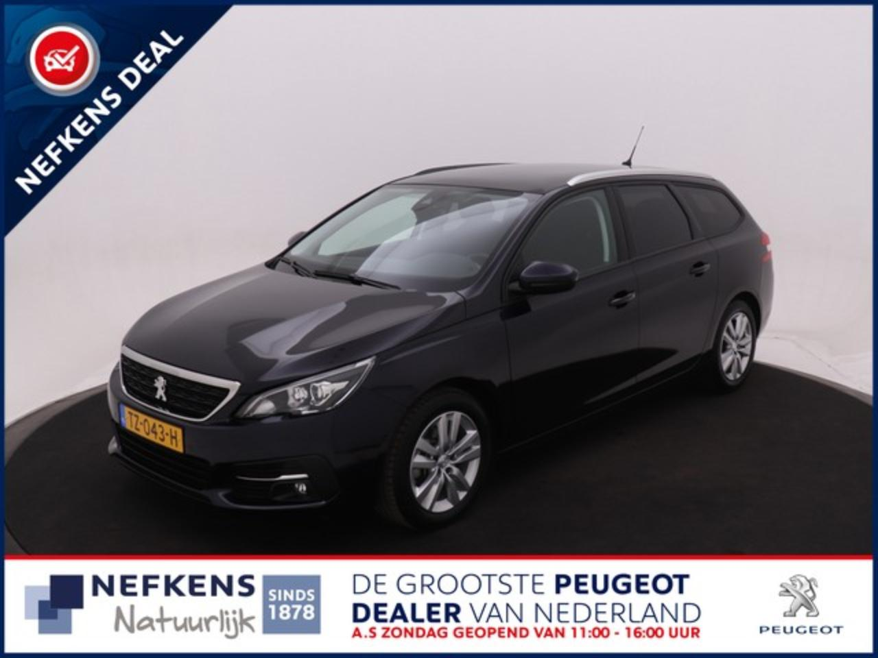 Peugeot 308 SW 1.2 110 PK PureTech Blue Lease Executive | Cruise