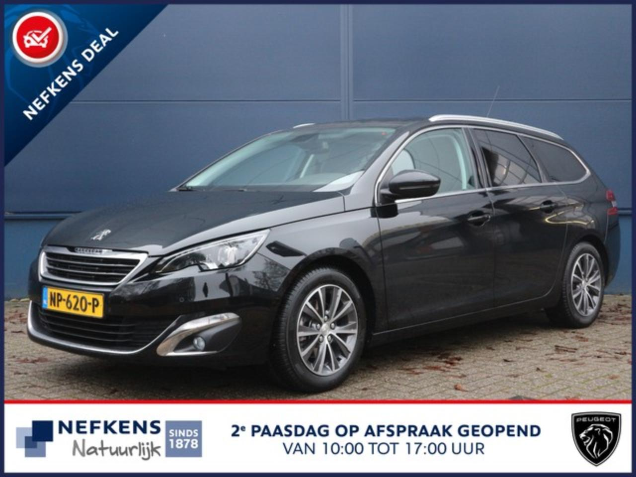 Peugeot 308 SW 1.6 HDI 120 PK PREMIUM | TREKHAAK | ALL SEASON BAN