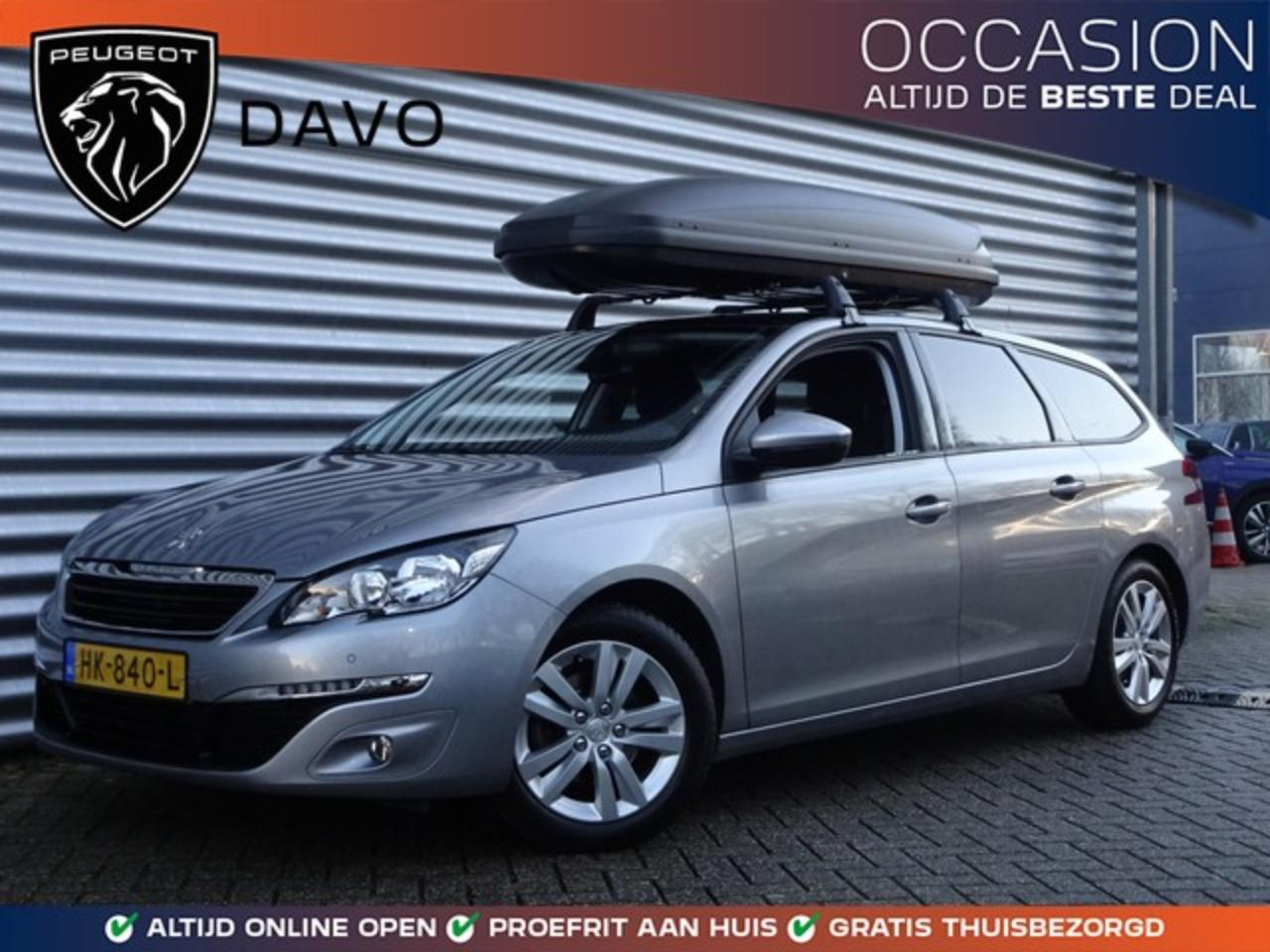 Peugeot 308 SW 1.6 BlueHDI Blue Lease Executive Pack WINTERVAKANT