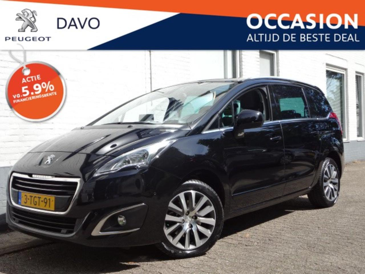 Peugeot 5008 1.6 THP Blue Lease Executive 7p. 7-persoons | Pano