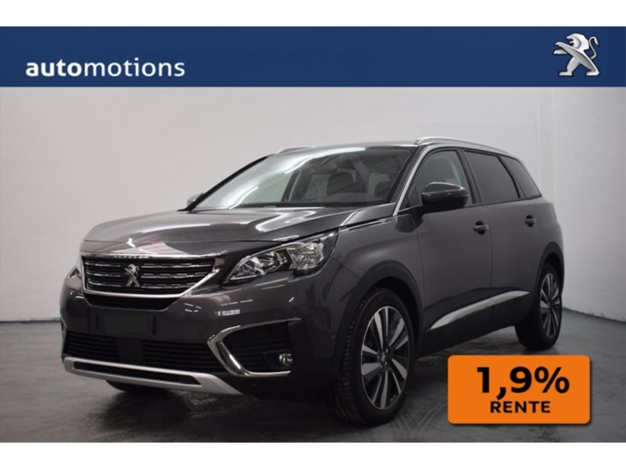 Peugeot 5008 EAT8 Allure | Adapt.Cruise | NAV | Handsfree Achte
