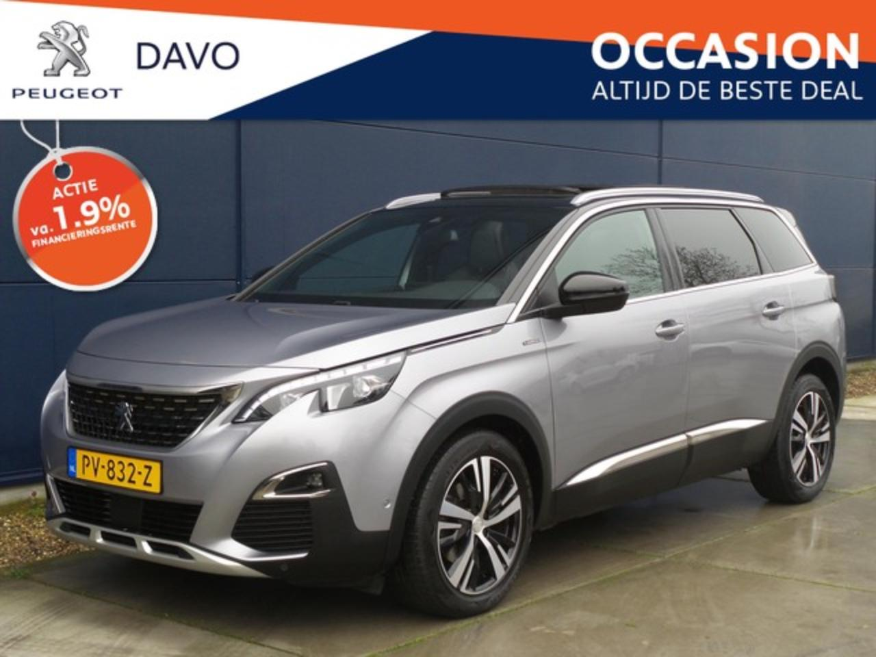 Peugeot 5008 2.0 BlueHDi 150pk Blue Lease GT-Line Panorama I To