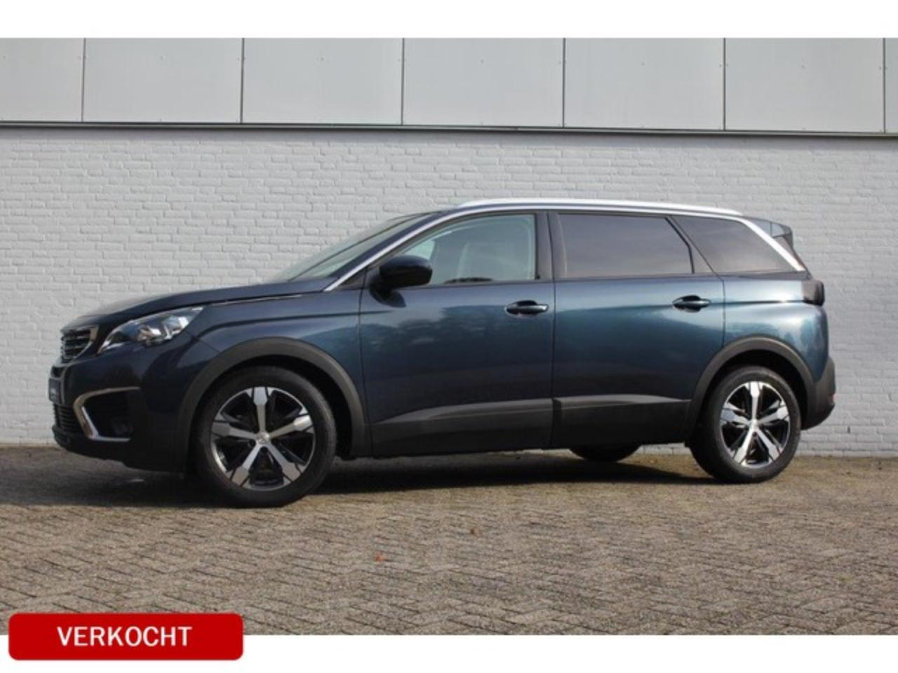 Peugeot 5008 Active e-THP 165 EAT6 Navi | A. Camera | 7 zitpl |