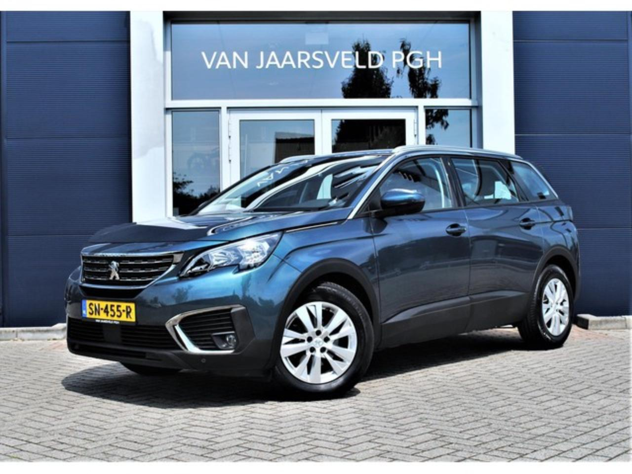 Peugeot 5008 Active 1.2 PT 130pk EAT6 / Nav / Trekhaak / Cam