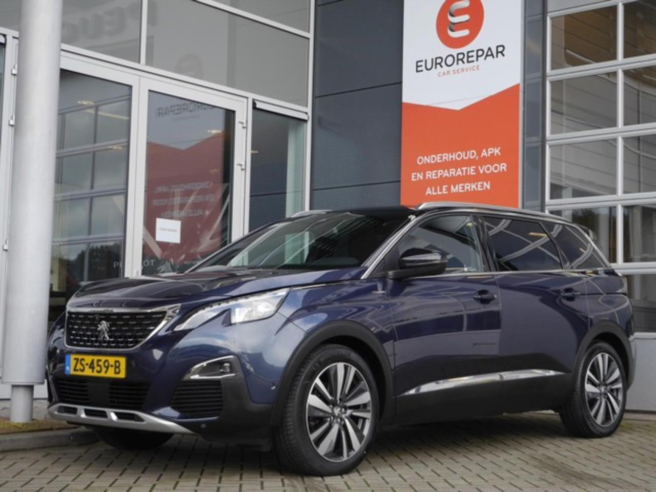 Peugeot 5008 1.5 BlueHDi 130pk GT-LINE | FULL OPTIONS | NAPPA L