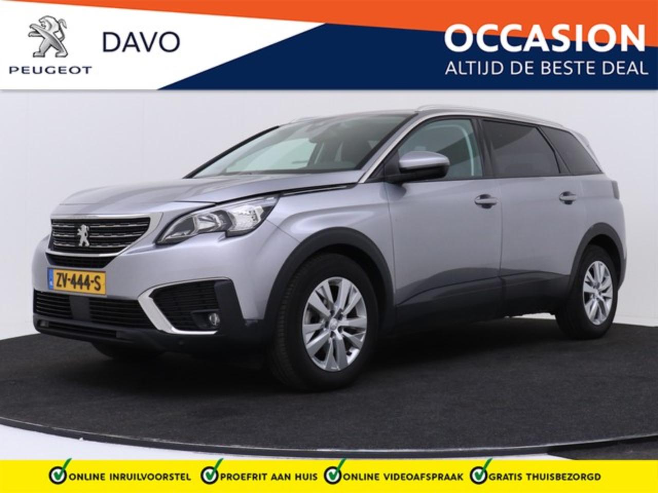 Peugeot 5008 1.2 PureTech Blue Lease Executive 7 ZITPLAATSEN |