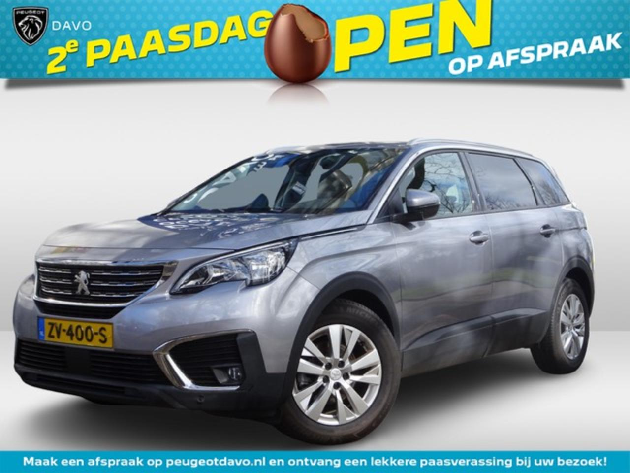 Peugeot 5008 1.2 PureTech Blue Lease Executive 7-Zits | Navigat