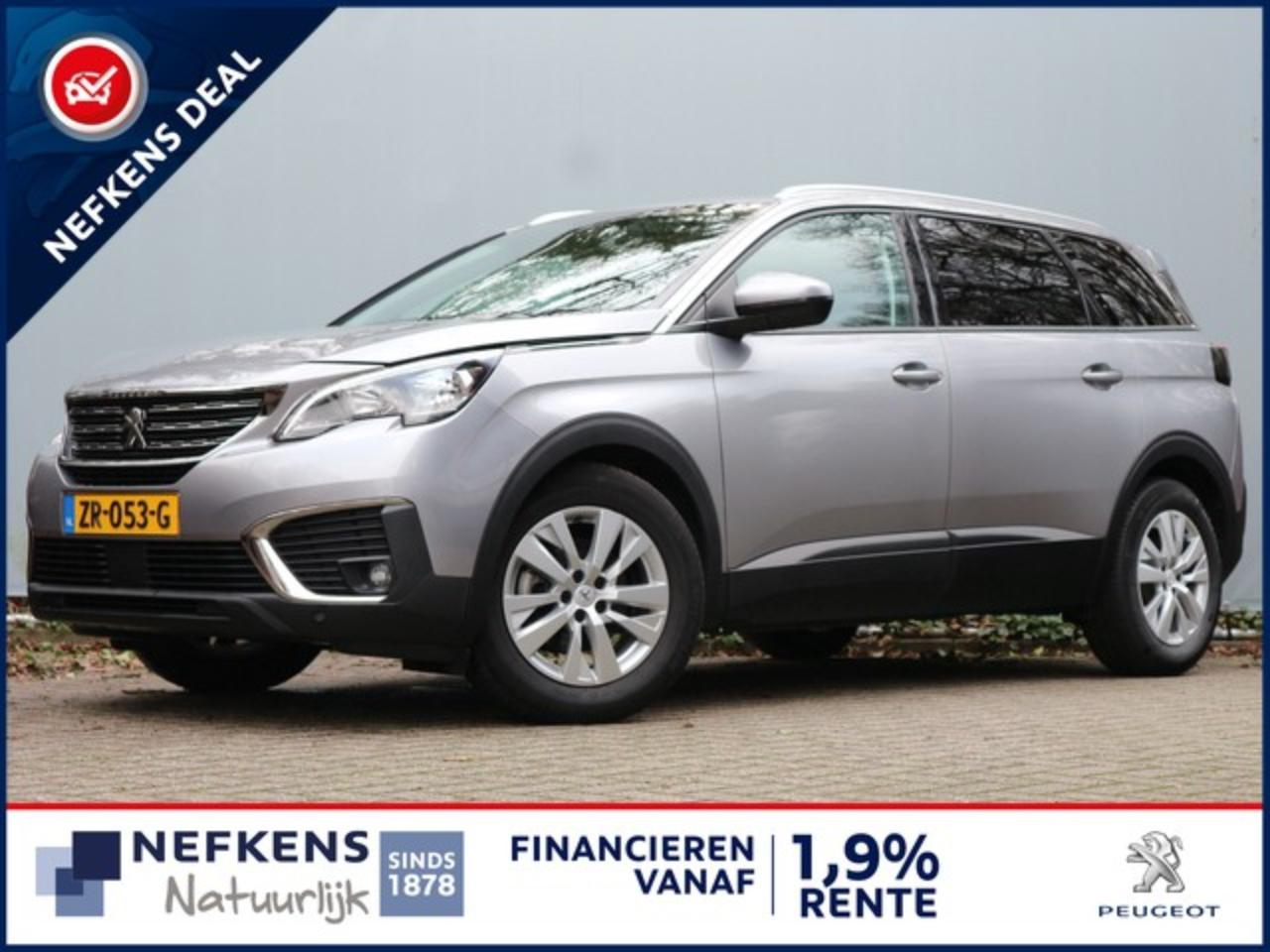 Peugeot 5008 SUV 1.2 130 PK EXECUTIVE | NAVIGATIE | CAMERA . .